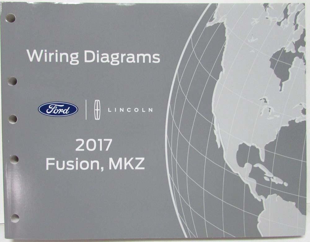 Ford Fusion Wire Diagram