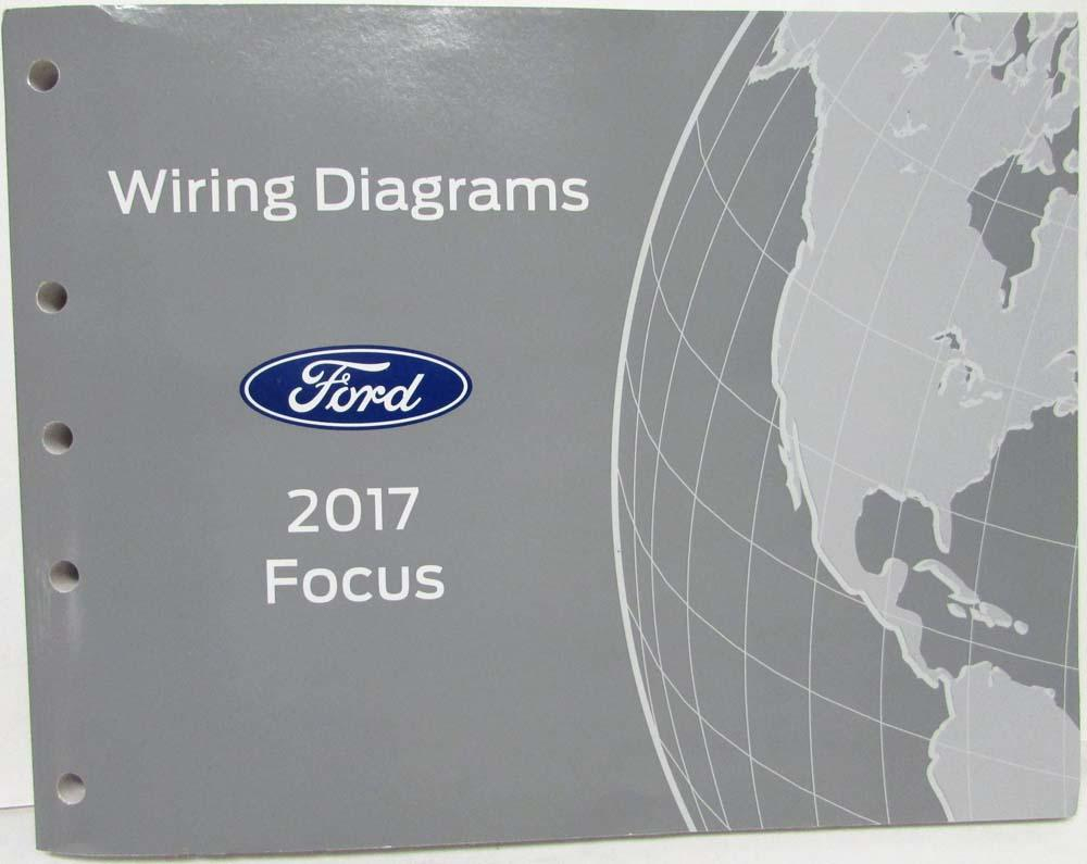2017 Ford Focus St Electrical Wiring Diagrams Manual 1978 Engine Diagram