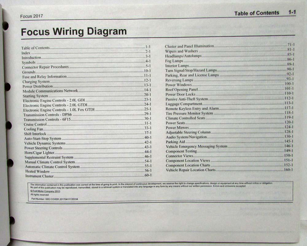 2000 ford focus zts fuse box diagram ford explorer sport 2007 Ford Focus Fuse  Box Diagram