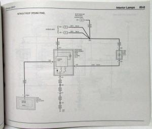 2017 ford focus st electrical wiring diagrams manual. Black Bedroom Furniture Sets. Home Design Ideas