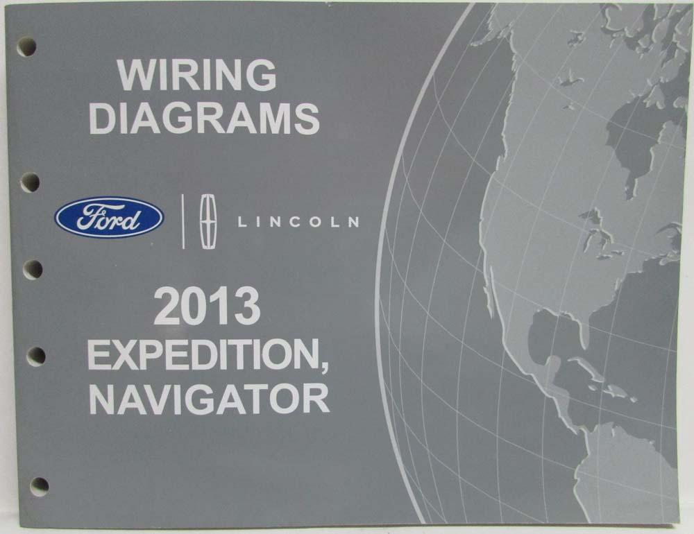 2013 ford expedition lincoln navigator electrical wiring diagrams rh autopaper com
