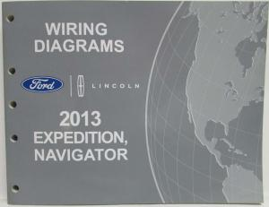 2013 ford edge and lincoln mkx electrical wiring diagrams manual rh autopaper com