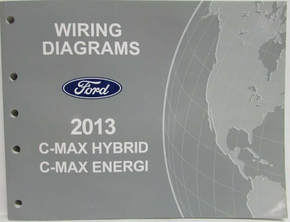 Ford Cmax Hybrid Energi Electric Electrical Wiring Diagrams Manualrhautopaper: C Max Wiring Diagram At Elf-jo.com