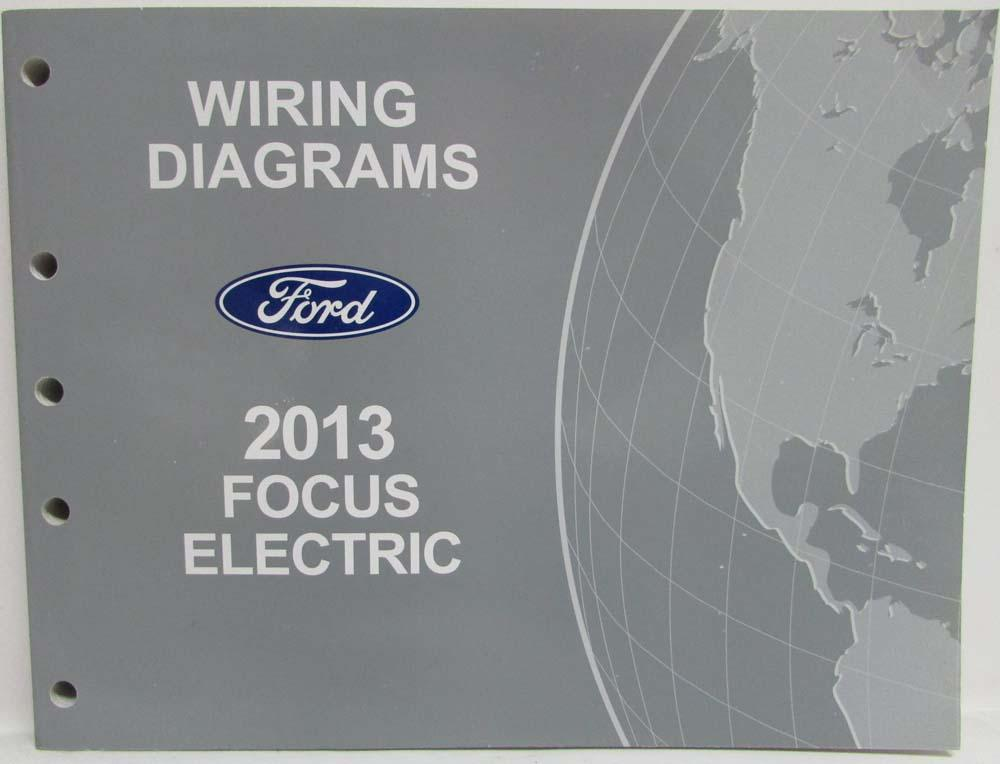 2013 focus wiring diagram 2013 ford focus electric electrical wiring diagrams manual #7