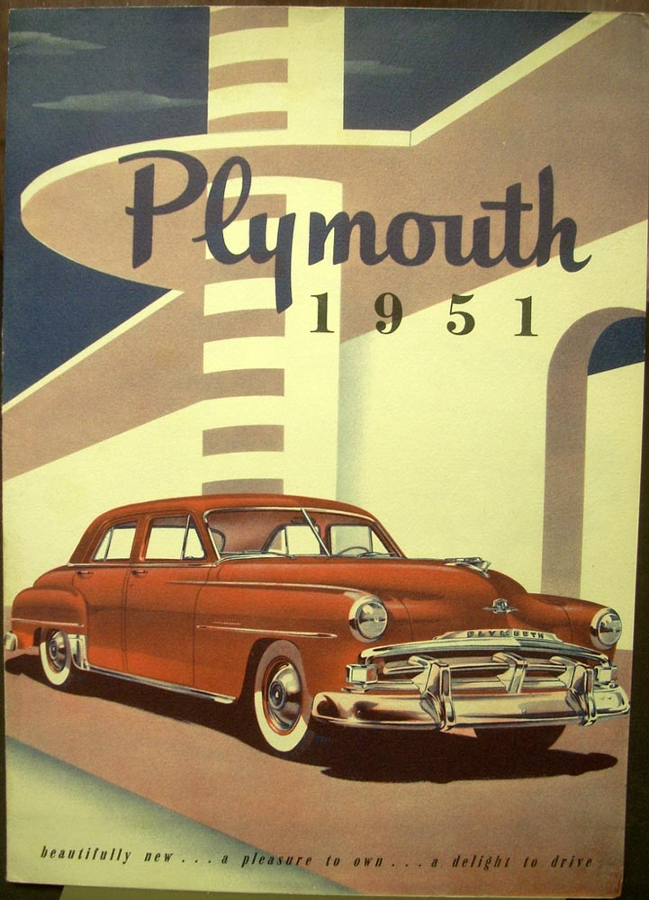 1946 1954 plymouth belvedere shop manual and parts book sales rh autopaper com