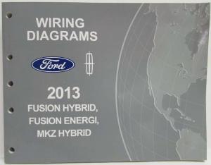 2013 ford flex electrical wiring diagrams manual rh autopaper com Ford Alternator Wiring Diagram Ford Electrical Wiring Diagrams
