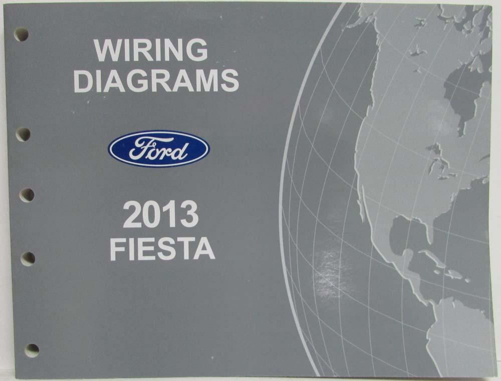 2013 Ford Fiesta Electrical Wiring Diagrams Manualrhautopaper: 1993 Ford Festiva Wiring Diagram At Gmaili.net