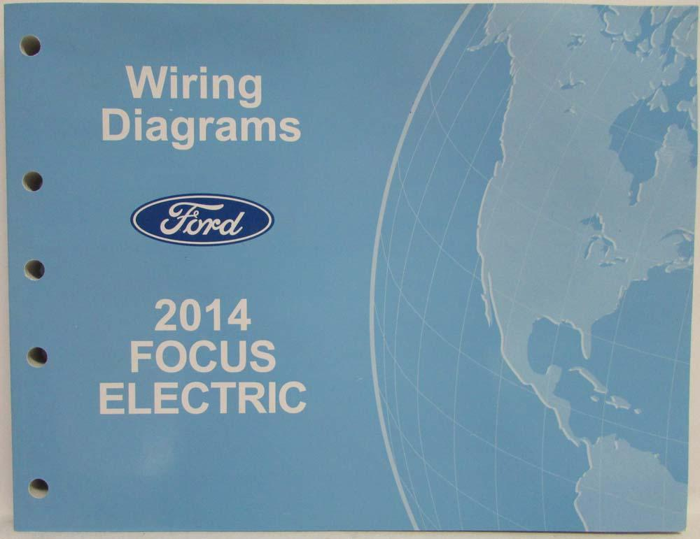 2014 ford focus electric electrical wiring diagrams manual bumper ford focus wiring diagram pdf