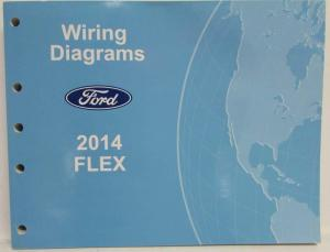 2014 ford explorer electrical wiring diagrams manual ford f-350 wiring schematic 2014 ford flex electrical wiring diagrams manual