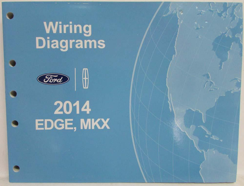 ford edge and lincoln mkx electrical wiring diagrams manual rh autopaper com 2007 lincoln mkx wiring diagram lincoln mks wiring diagram
