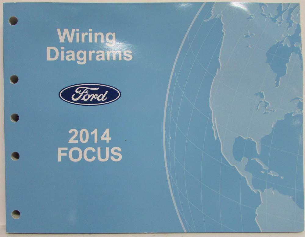 2014 Ford Focus St Electrical Wiring Diagrams Manualrhautopaper: 2014 Ford Focus St Wiring Diagram At Gmaili.net