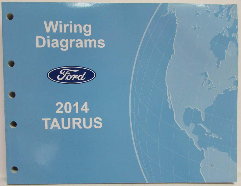 2014 Ford Taurus Wiring Diagrams - Block And Schematic Diagrams •