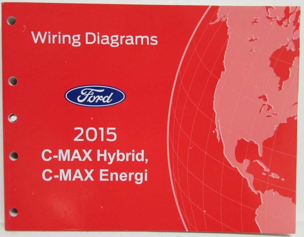 2015 Ford Cmax Hybrid Energi Electric Electrical Wiring Diagrams Manualrhautopaper: C Max Wiring Diagram At Gmaili.net