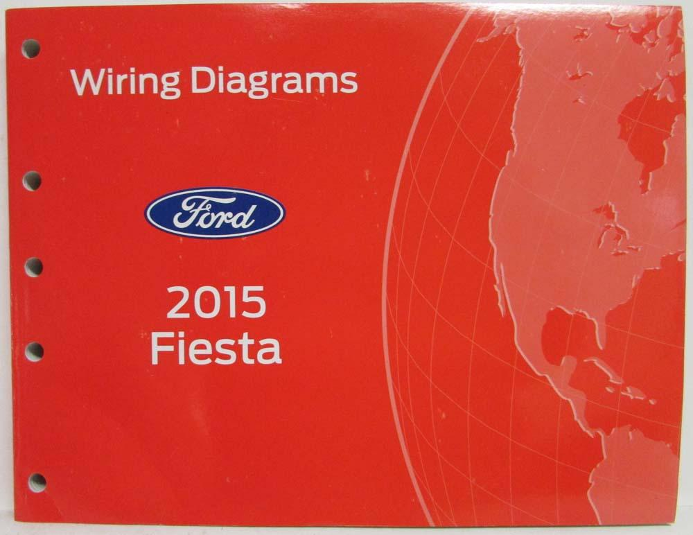 Wiring Diagram For Ford Fiesta - Data Wiring Diagram