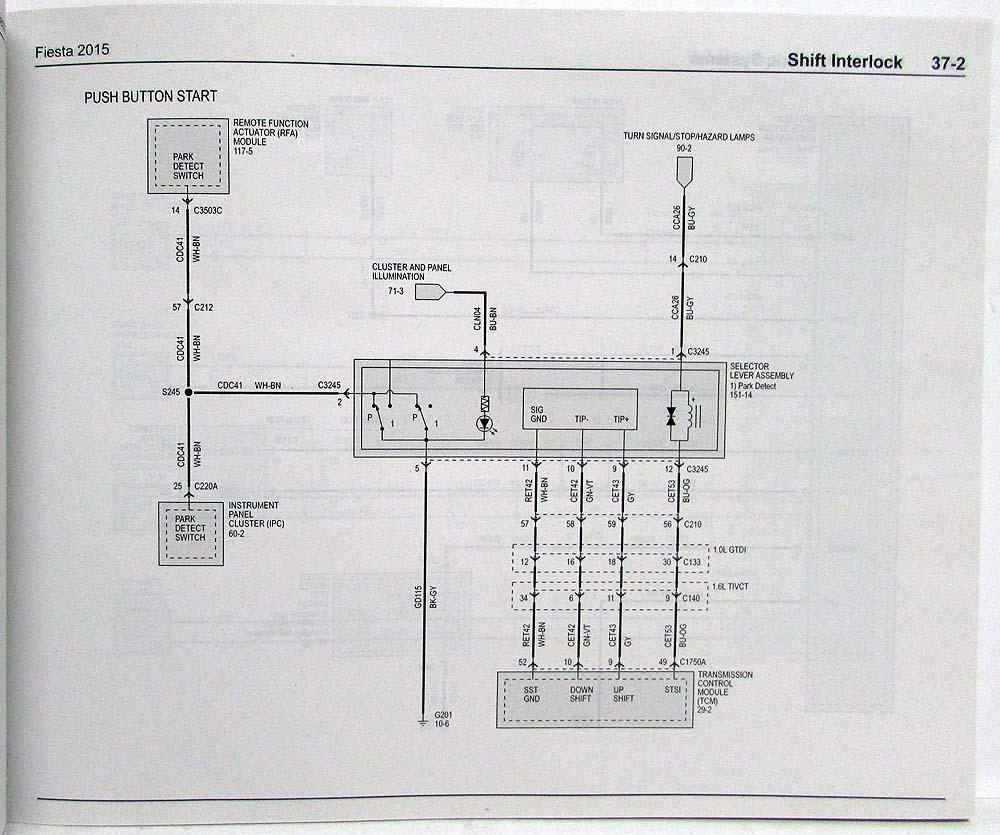 ford fiesta wiring diagram wiring diagram ops 2003 Ford Focus Engine Diagram