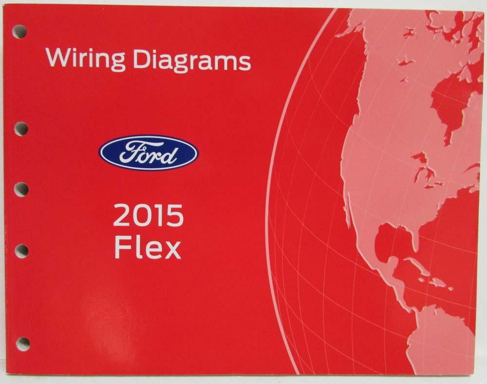 2015 Ford Flex Wiring Schematic Diagram Libraries Electrical Diagrams Manual2015 9