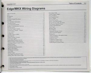 2007 Lincoln Mkx Wiring Diagram
