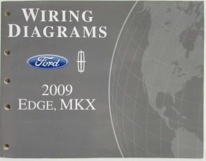 2009 lincoln mks service shop repair manual original rh autopaper com 2009 Lincoln MKS Radio 2009 Lincoln MKX