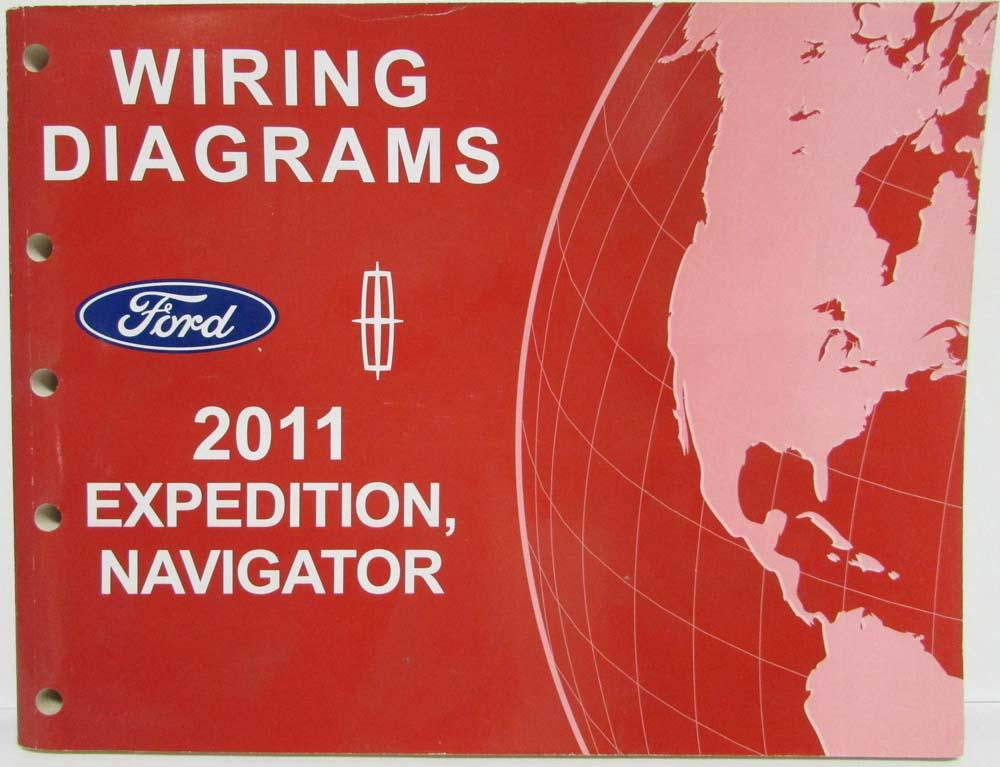 2011 Ford Expedition & Lincoln Navigator Electrical Wiring Diagrams ...
