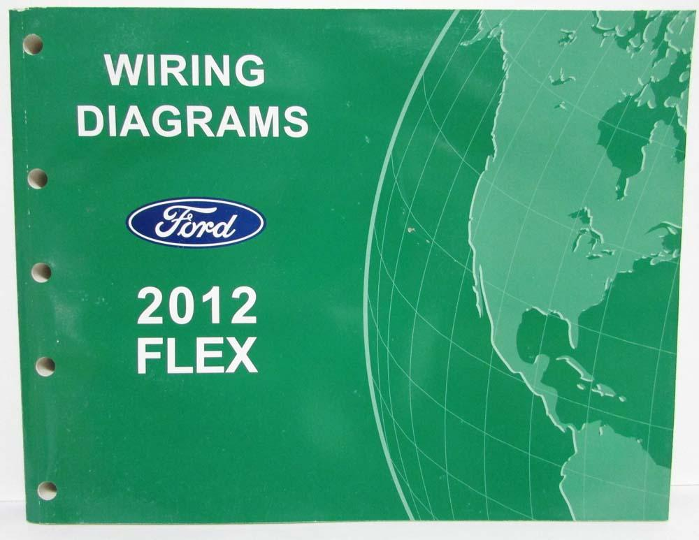 2012 ford flex electrical wiring diagrams manual rh autopaper com 2009 ford flex wiring diagrams ford flex wiring diagrams pdf