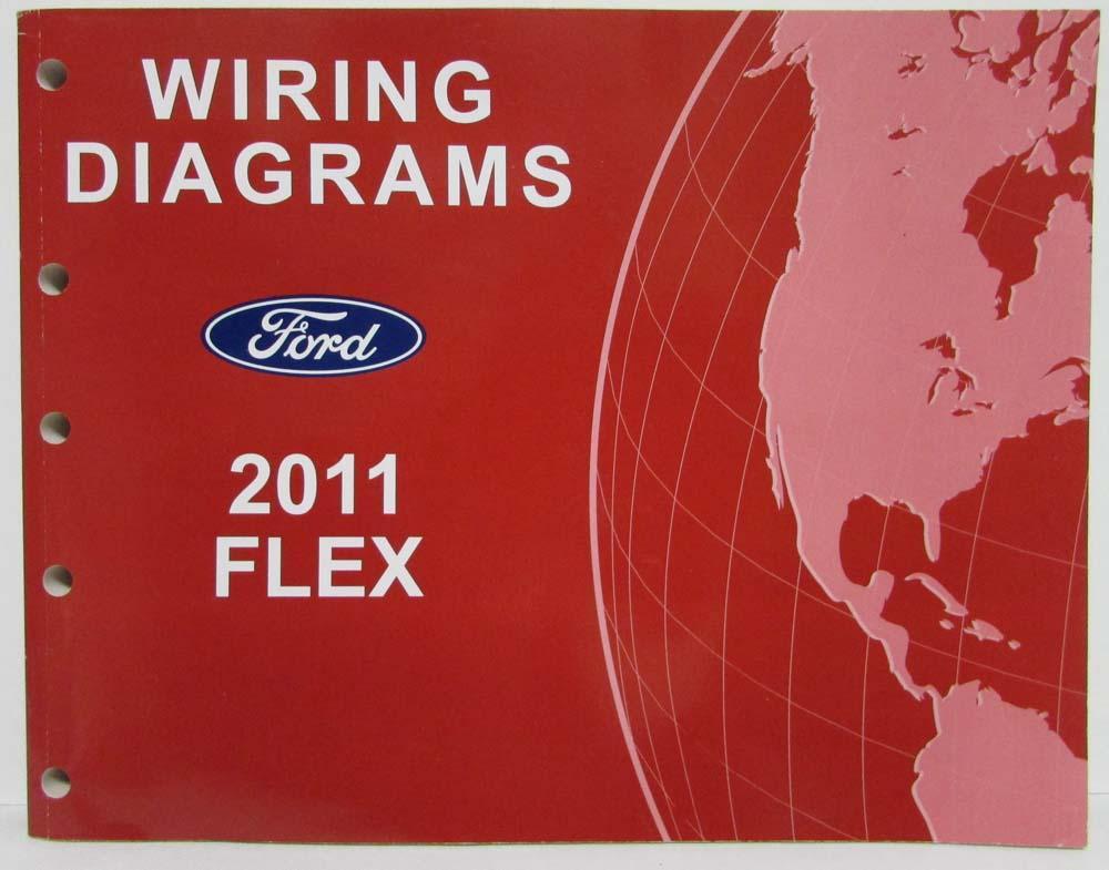 2011 ford flex electrical wiring diagrams manual rh autopaper com