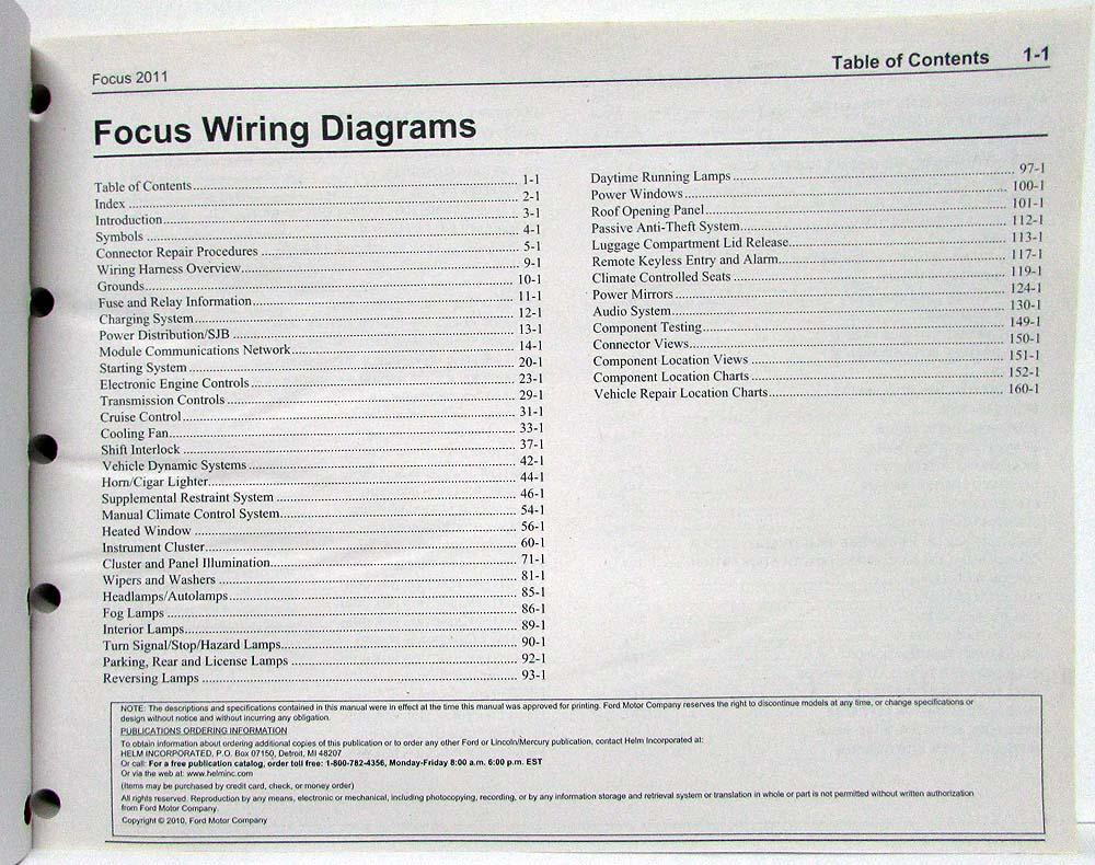 Dodge Ram 1500 Electrical Diagrams 2011 Ford Focus Wiring Diagram Data Manual 2012