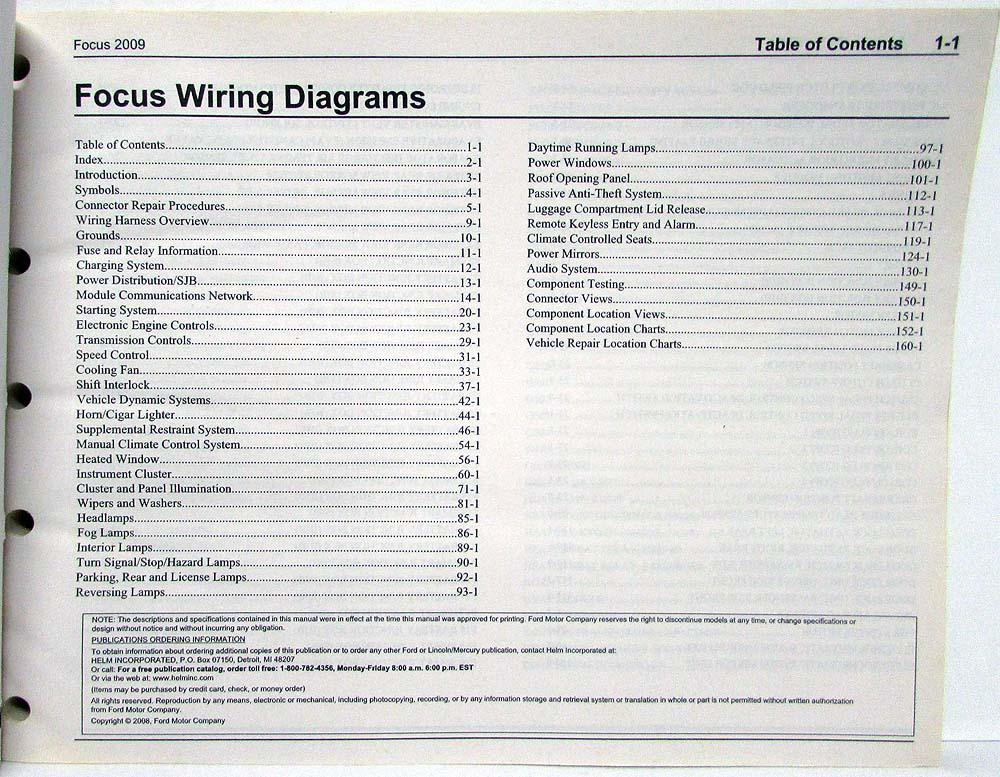 bumper ford focus wiring diagram pdf 2009 ford focus electrical wiring diagrams manual 2009 ford focus wiring diagram
