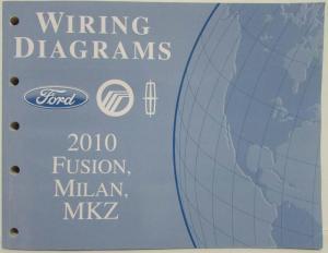 2010 ford flex electrical wiring diagrams manual rh autopaper com Ford Wiring Manuals Ford Wiring Manuals