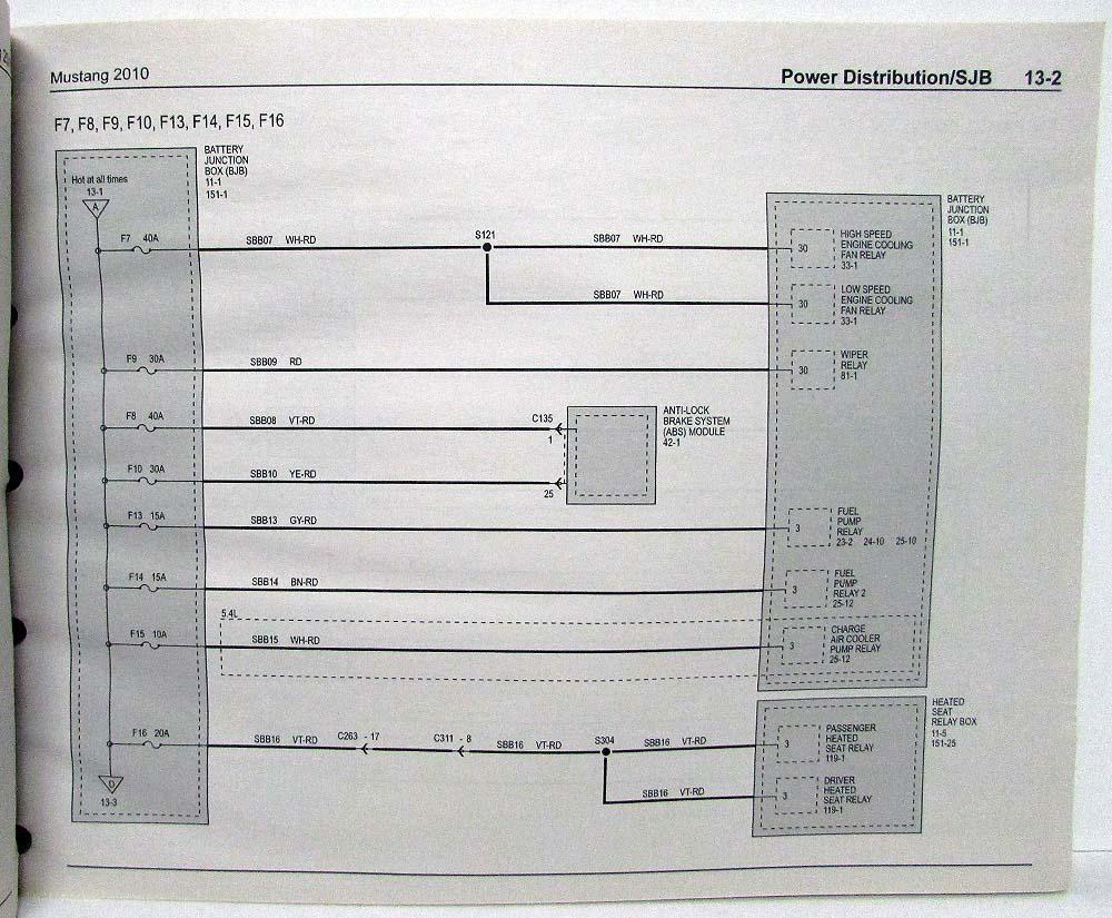 2010 Ford Mustang Wiring Diagram Wiring Diagram Datawiring Datawiring Zaafran It