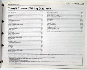 2012 ford transit connect electrical wiring diagrams manual 2012 Camaro Wiring Diagram 2012 ford transit connect wiring
