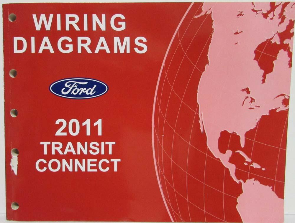 Ford Transit Connect 2007 Wiring Diagram