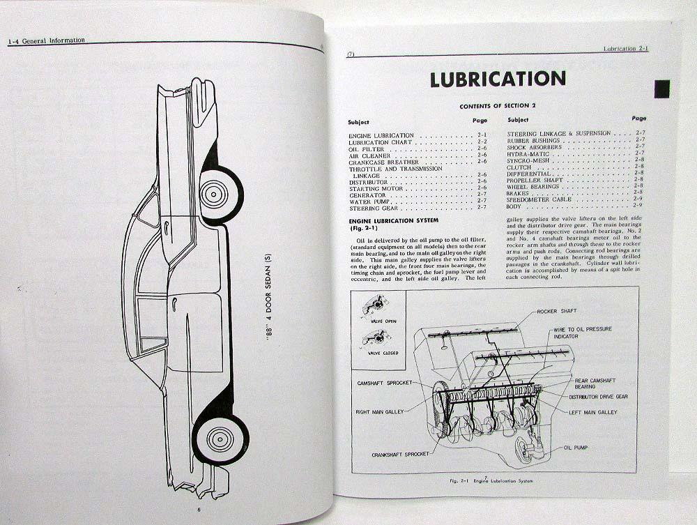 1957 oldsmobile repair manual