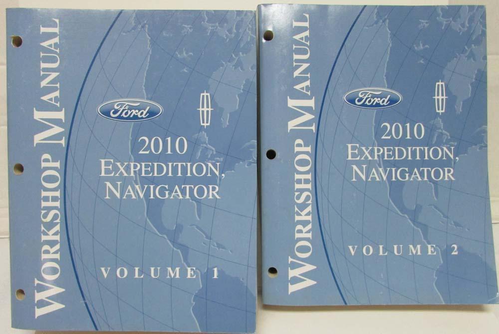 2010 ford expedition lincoln navigator service shop repair manual rh autopaper com 2003 lincoln navigator workshop manual 2004 lincoln navigator repair manual pdf