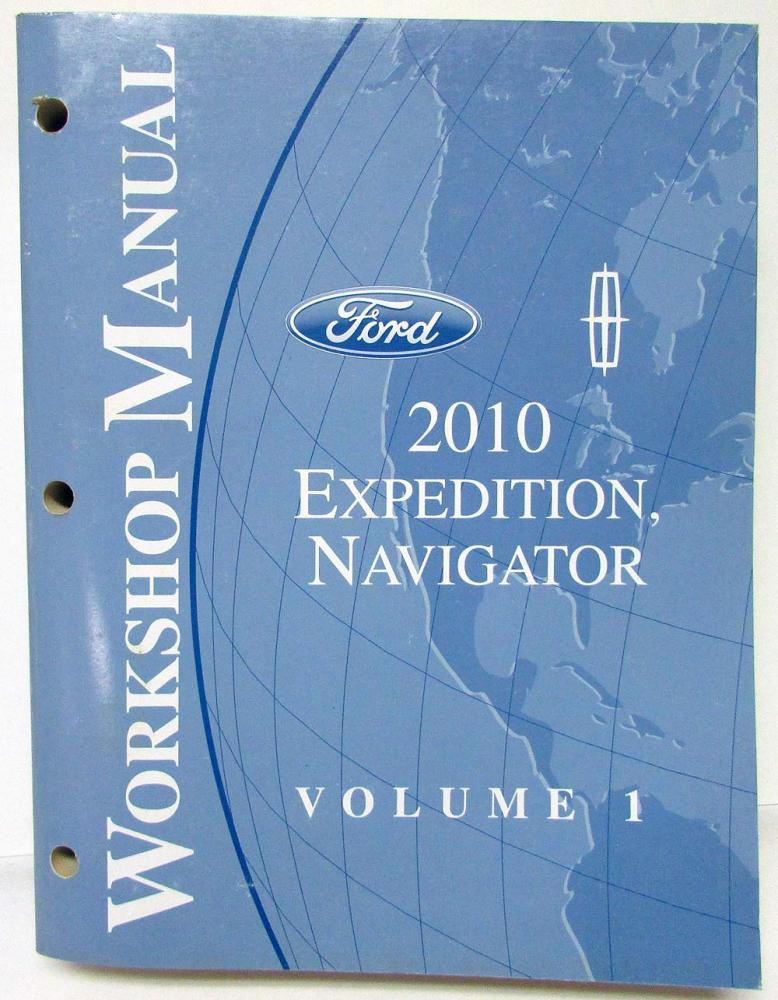 2006 Lincoln Navigator Repair Manual
