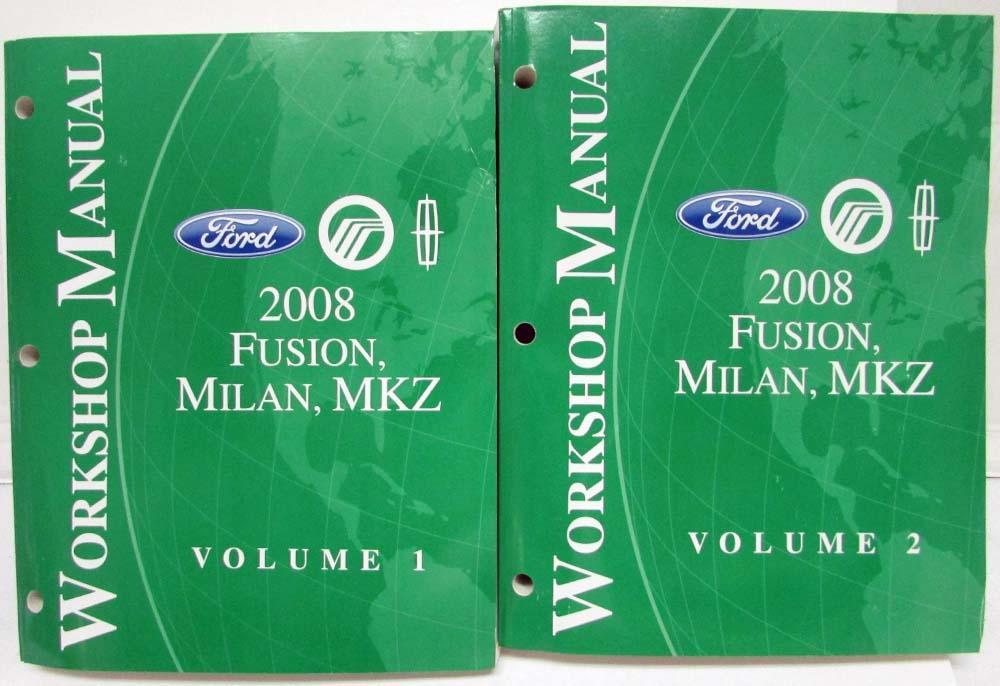 mercury milan owners manual