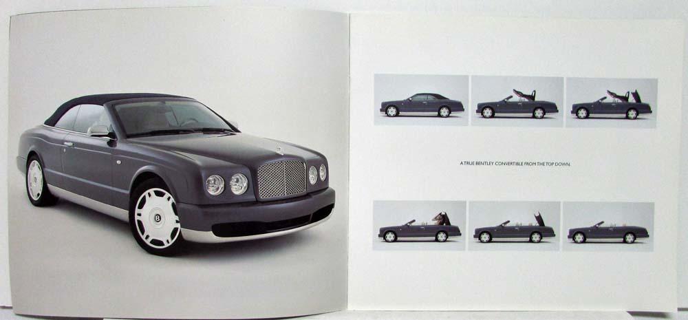 2005 Bentley Arnage Drophead Coupe Most Elegant Convertible Sales