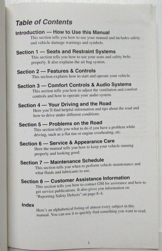 1995 gmc truck yukon suburban owners manual rh autopaper com 1991 GMC Suburban 1994 GMC Suburban