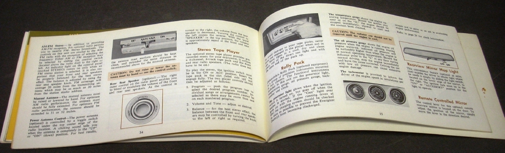 original 1969 oldsmobile vista cruiser station wagon owners manual rh autopaper com Owner's Manual oldsmobile repair manual