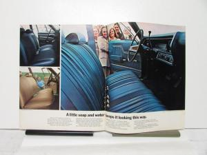 1970 Chevrolet Wagons Kingswood Townsman Brookwood Concours Nomad Rev 1 Brochure