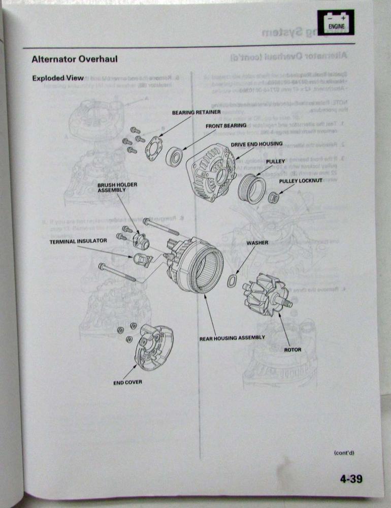 2008 honda pilot service manual