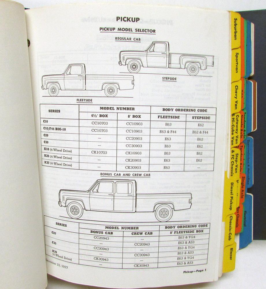 1977 Chevy Step Van