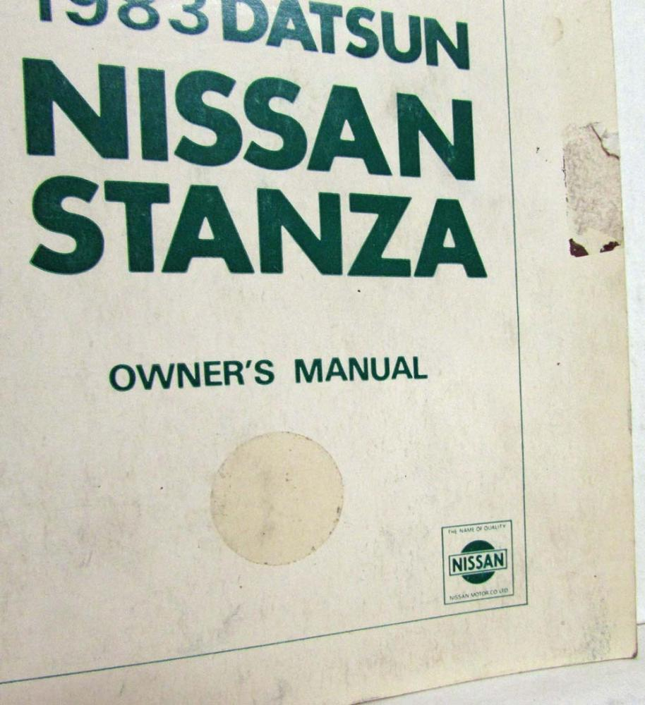 Nissan Sentra Owners Manual: Emission control system warranty