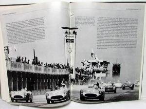 The Magnificent Mercedes Historical Hardback Book Benz By Graham Robson 1981