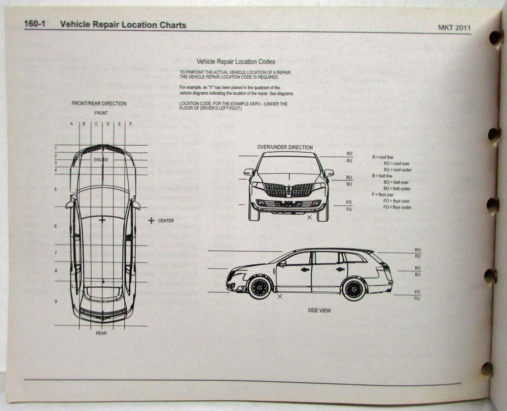 2011 lincoln mkt electrical wiring diagrams manual e bike controller wiring diagram #13