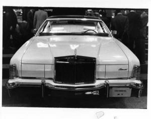 1973 Lincoln Continental Mk IV Photo 0041