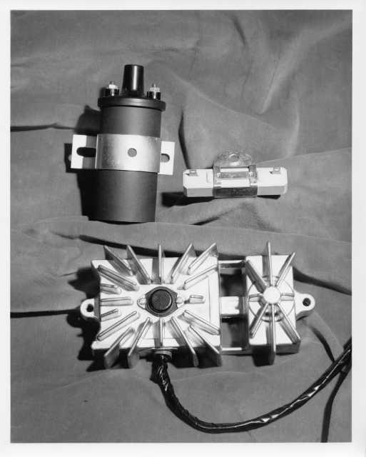 1963 Studebaker Transistor Parts Press Photo /& Release 0028