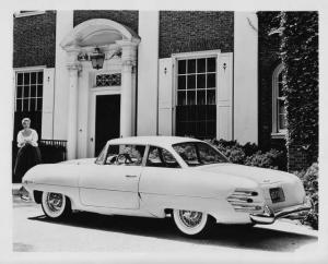 1953 Hudson Italia Press Photo and Release 0003