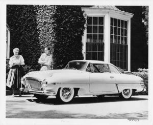 1953 Hudson Italia Press Photo and Release 0004