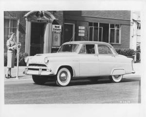 1953 Hudson Super Jet Press Photo 0010