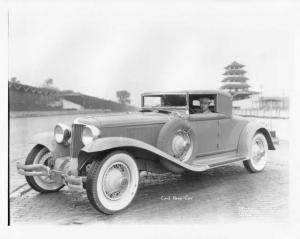 1930 Cord L-29 Pace Car at Indianapolis Motor Speedway Photo 0007